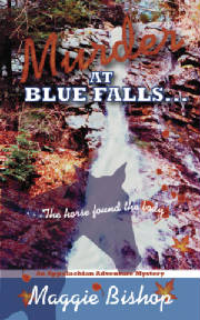 Murder at Blue Falls by Maggie Bishop