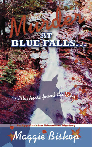 Murder at Blue Falls cover